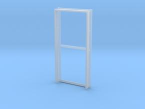 Door Frame 36x80-01 1/35 in Smooth Fine Detail Plastic