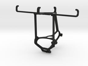 Steam controller & Archos 50 Cobalt - Over the top in Black Natural Versatile Plastic