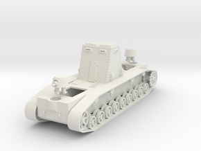 1/100 JN-2 TO Supply Vehicle (original) in White Natural Versatile Plastic