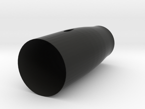 V2 Dynamax Thrust Tube in Black Natural Versatile Plastic