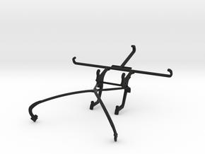 NVIDIA SHIELD 2014 controller & Oppo F3 Plus - Fro in Black Natural Versatile Plastic