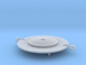 Kzinti starship in Smooth Fine Detail Plastic