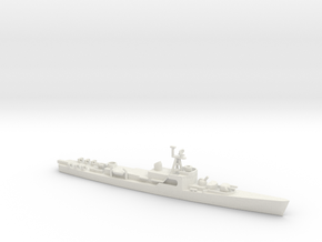 1/600 Scale Dealey Class Weapon Alpha in White Natural Versatile Plastic