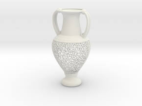 Vase 1717GV in White Natural Versatile Plastic