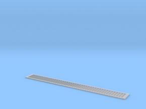 BB 1800 Scale TT Lüftergitter in Smooth Fine Detail Plastic