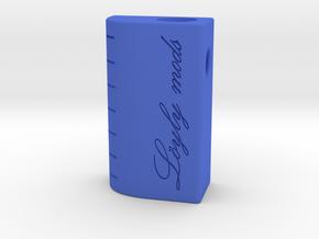 Löyly Squonker V2 in Blue Processed Versatile Plastic