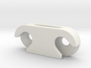 Replacement Part for Ikea HEMNES 110364 in White Natural Versatile Plastic
