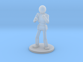 Prototype: Male Unarmed  in Smooth Fine Detail Plastic