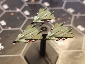 """Omni Scale Gorn G-12 """"Chimera"""" Fast Fighters MGL in Smooth Fine Detail Plastic"""