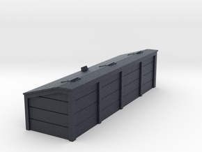 HO Scale Tool Chest in Black PA12