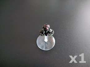 Pylon orbital platform (light weaponry) x1 in Smooth Fine Detail Plastic
