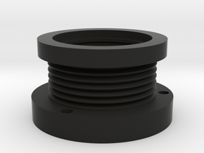 Eaton M62 Pulley 60mm in Black Natural Versatile Plastic