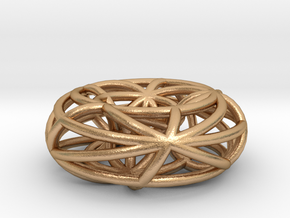 toroidal geodesics small in Natural Bronze