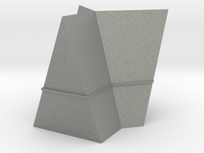 Xymphedron in Gray Professional Plastic