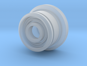 Artoo De Ago's 1:2.3 restraining bolt, bolt/curved in Smooth Fine Detail Plastic
