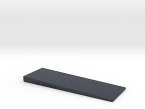2 Inch Wide- Grade checker/leveler  in Black Professional Plastic