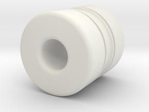Z-n36030X in White Natural Versatile Plastic