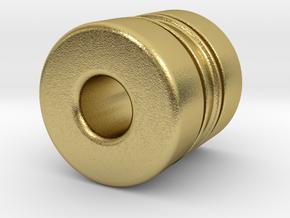 Z-n36040X in Natural Brass