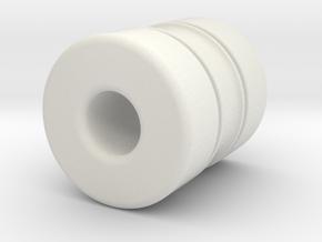 Z-std030X in White Natural Versatile Plastic