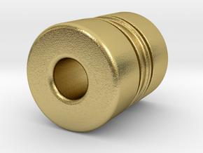 N-n24040X in Natural Brass