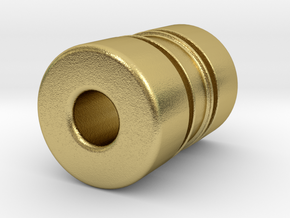 N-n36060P in Natural Brass
