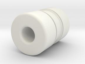 N-n36040X in White Natural Versatile Plastic