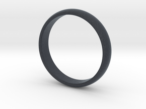 Ace Ring in Black Professional Plastic: 10.25 / 62.125