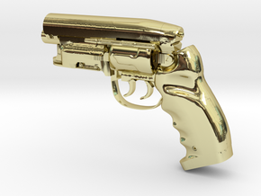 1/4th Scale Bladerunner  Type PDK in 18K Yellow Gold
