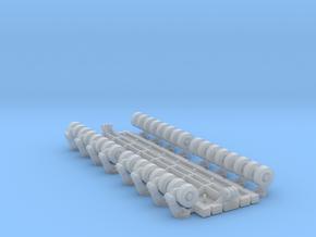 SPMT 16 Achslinien BS 1:120 TT in Smooth Fine Detail Plastic