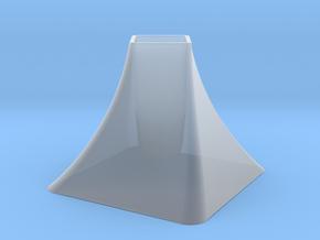 Vase Mod 004 in Smooth Fine Detail Plastic