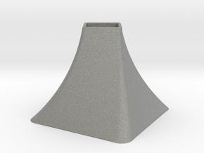 Vase Mod 004 in Gray Professional Plastic