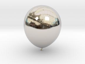 Balloon! in Platinum: Small