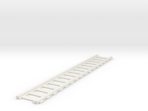 Thomas MINIs Display Track in White Natural Versatile Plastic