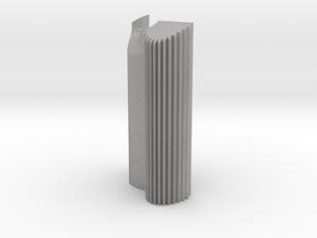 Olympus OM Grip 1 with Vertical Ridges in Aluminum