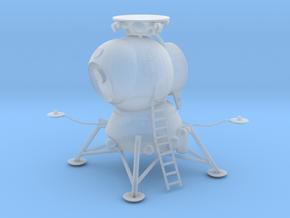 Soviet/Russian LK Lunar Lander 1/144 or 1/200 in Smooth Fine Detail Plastic: 1:144