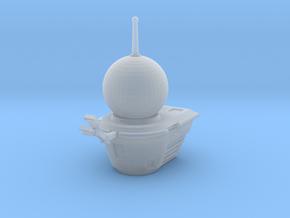 1/350 Jefferies Tug/Workbee in Smooth Fine Detail Plastic