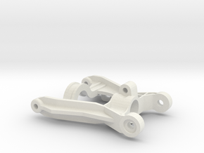 tamiya egress front right arm in White Natural Versatile Plastic