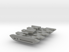 NWL Kanan - Master Part8-NB Lightsaber Chassis in Gray PA12