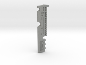 NWL Kanan - Master Part6 Lightsaber Chassis in Gray PA12