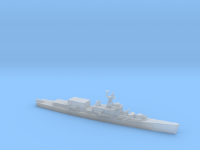 1/700 Scale Dealey Class DASH in Smooth Fine Detail Plastic