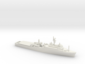 Anchorage-class LSD, 1/1800 in White Natural Versatile Plastic