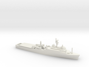 Anchorage-class LSD, 1/2400 in White Natural Versatile Plastic