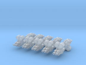 MkIIb Thunderstorm Bolter x10 in Smooth Fine Detail Plastic