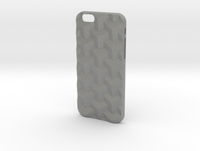iPhone 6 & 6S case_Cube in Gray PA12