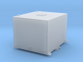 Racing Fuel Tank 8 Gallons/30.5 Litre in Smooth Fine Detail Plastic: 1:24