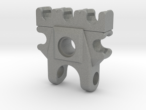 Bionicle hand Concept in Gray Professional Plastic