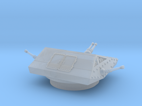 "Dust 1947: ""Recon Mickey"" Turret  in Smooth Fine Detail Plastic"