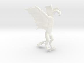 dragon_011_shpwys in White Processed Versatile Plastic