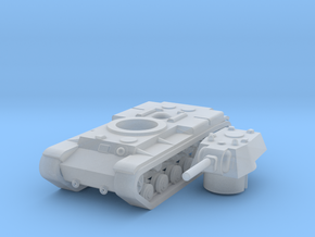 1/285 KV-1 (1940) in Smooth Fine Detail Plastic: Small
