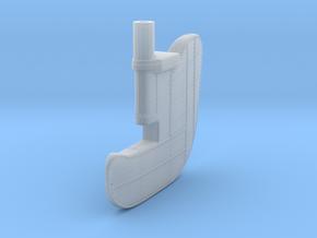 1/72 IJN YamatoRudder (Big) in Smooth Fine Detail Plastic